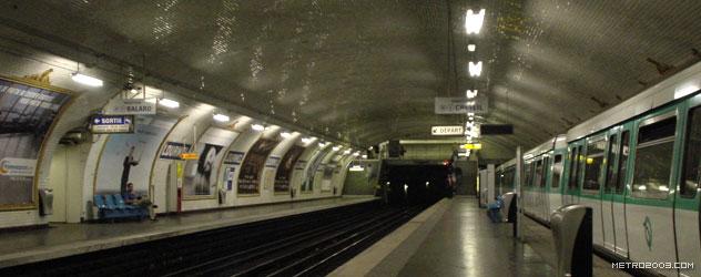 paris metro(パリのメトロ)Lourmel></div>  <div id=