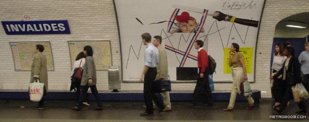 paris metro(パリのメトロ)Invalides></div>  <div id=
