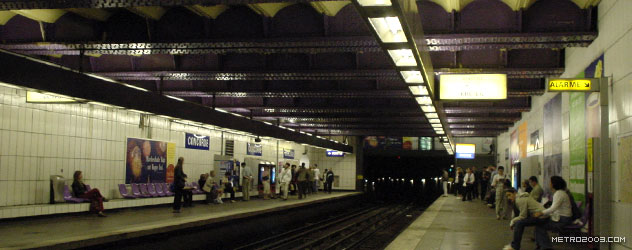 paris metro(パリのメトロ)Concorde></div>  <div id=