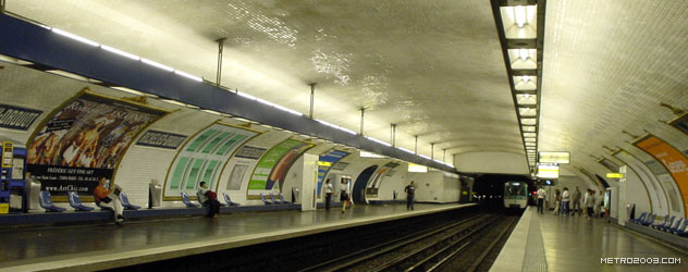 paris metro(パリのメトロ)Richelieu-Drouot></div>  <div id=