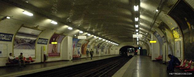 paris metro(パリのメトロ)Montgallet></div>  <div id=