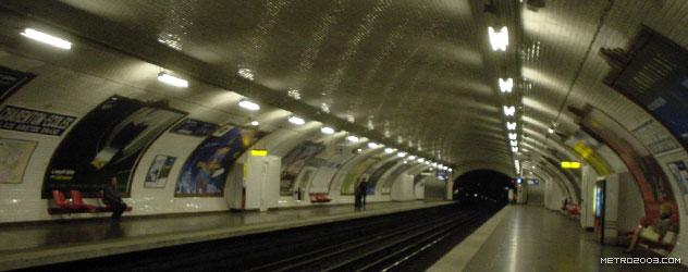 paris metro(パリのメトロ)Charenton-Écoles></div>  <div id=