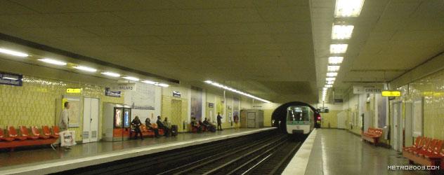 paris metro(パリのメトロ)École Vétérinaire de Maisons-Alfort></div>  <div id=