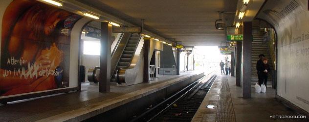 paris metro(パリのメトロ)Créteil-Préfecture></div>  <div id=