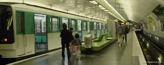 paris metro(パリのメトロ)Pont de Sèvres></div>  <div id=