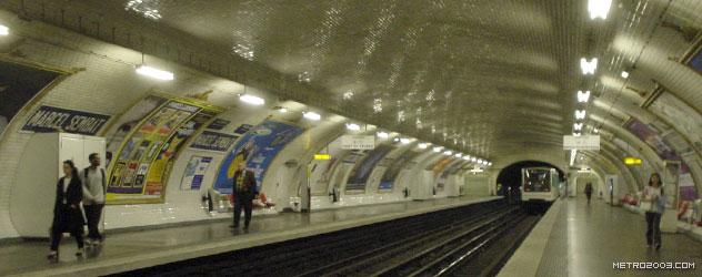 paris metro(パリのメトロ)Marcel Sembat></div>  <div id=