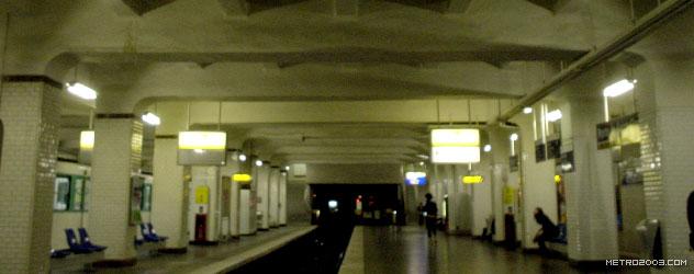 paris metro(パリのメトロ)Porte de Saint-Cloud></div>  <div id=