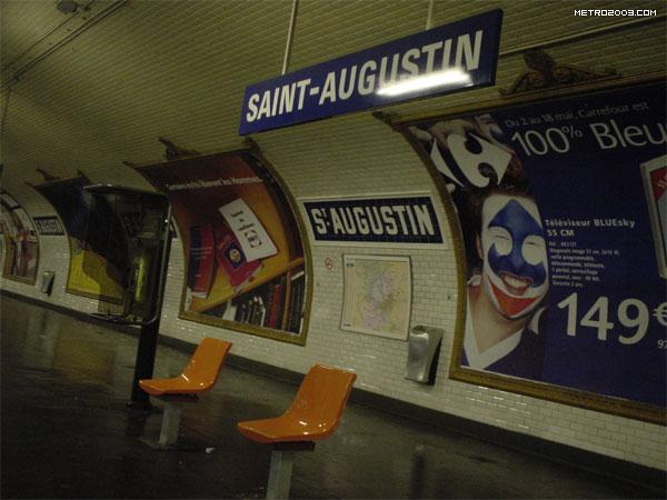 Saint-Augustin(サン・トーギュ...