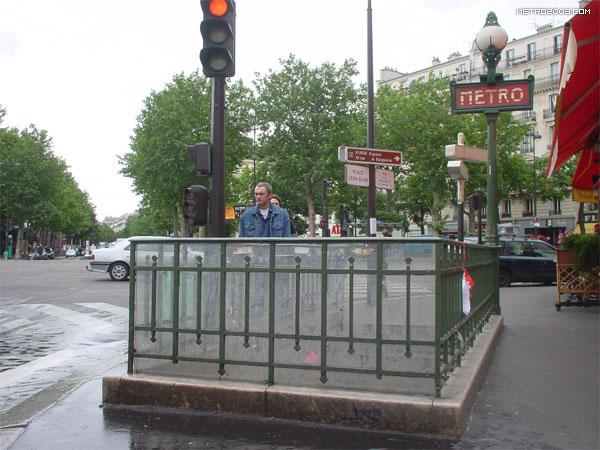 Voltaire(ヴォルテール駅)| ...