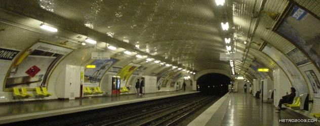 paris metro(パリのメトロ)Charonne></div>  <div id=