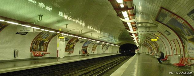 paris metro(パリのメトロ)Buzenval></div>  <div id=