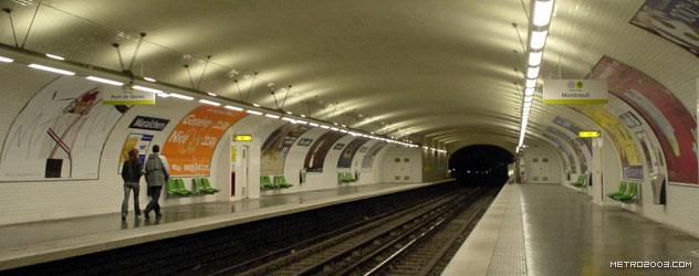 paris metro(パリのメトロ)Maraîchers></div>  <div id=
